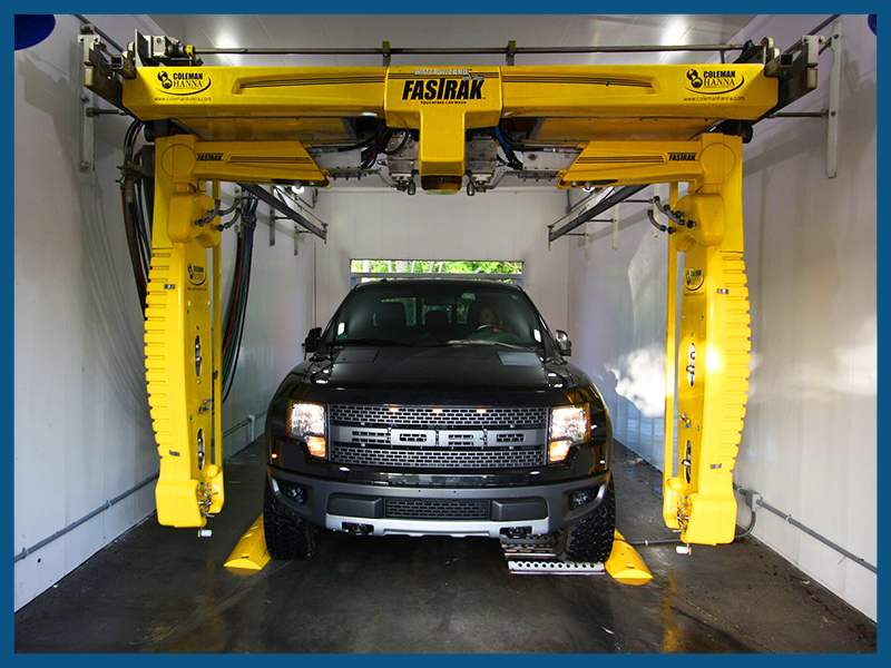 Signal Car Wash Services Automatic Self Service Car Wash Stations