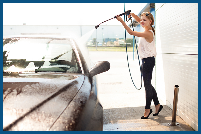 Signal Car Wash Services: Automatic & Self-Service Car